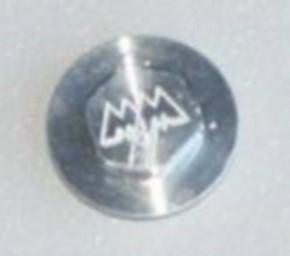 MM-Alukappen, für 10-00410,-1,-2,-5,-6