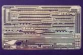 USS Hornet WWII Gold Plus, Fotoätzteile (TRU)