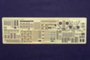 CVN 1/4 Air Wing Details, Fotoätzteile