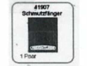 Schmutzfänger 1/14-1/16 Freightliner