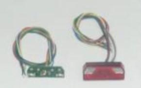 6-Kammer-LED-Platinen für 31-907037, 6-7,2 V