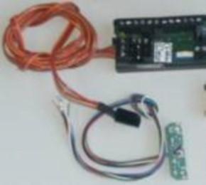 Infrarot-Empfänger mit LED-Einsätzen f. 31-907037
