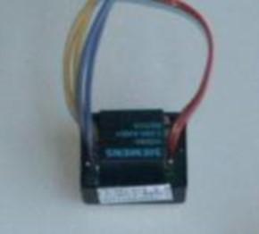 Relaisplatine für TXE, Motorumpolung mit 2 Kabeln, 1 Eingang