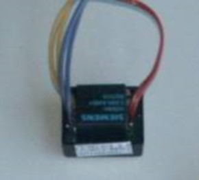 Relaisplatine für TXE, Motorumpolung mit 3 Kabeln