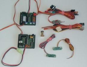 IR-Set TXE für Tamiya-MFC01/03, komplett
