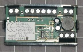 13-00417 im Tausch gegen die serienmäßigen Rückleuchten des TXE-Empfängers