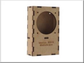 Boxen-Bausatz aus Sperrholz für Laut16