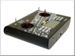 Handsender 12 Kanal, 2,4 GHz, schwarz