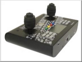 Handsender 12 Kanal, 2,4 GHz, schwarz mit 3-D-Knüppeln