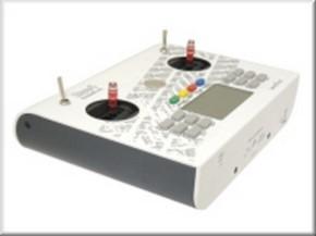 Handsender 12 Kanal, 2,4 GHz, weiß-anthrazit