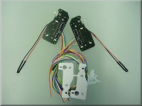 LED-Scheinwerferplatinensatz für Tamiya MB Actros