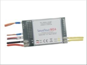 Servonaut Fahrtregler M24, inkl. Lichtanlage, mit Tempomat