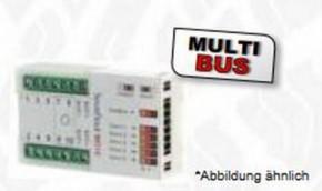 Multipropdecoder für 10 Schalt- und 5 Servoausgänge