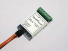Mini-Lichtanlage mit 4 Schaltausgängen