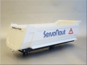 Komplett-Bausatz Rundmulde Sandmaster Sand370WDC für Wedico