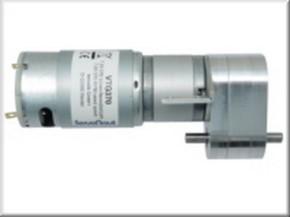 Getriebemotor GM32U390 mit Verteilergetriebe 7,2V