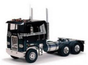 Komplettbausatz Freightliner COE, schwarz