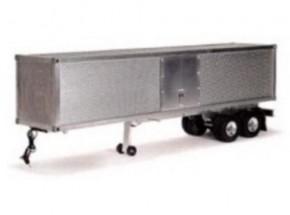 Komplettbausatz Container-Auflieger, Weiß