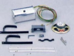 Fahrtregler in langem Rundtank 105 mm lang