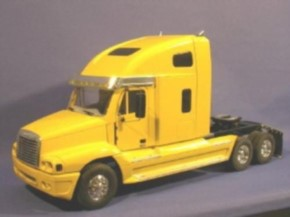 Freightliner Century Class Fahrerhaus, gelb