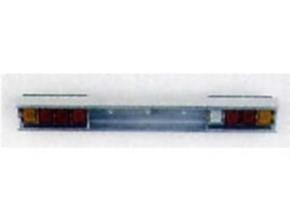 4-Kammer Rückleuchten mit Stoßstange