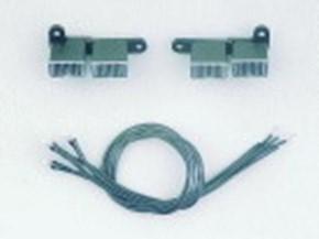 4 Zusatzscheinwerfer für ACTROS