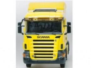 Scania CR19 Fahrerhaus, gelb