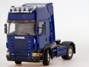 Scania Topline Fahrerhaus, blau