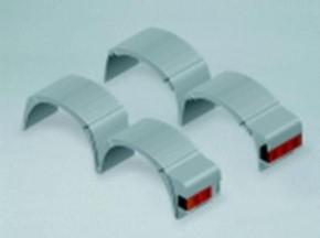 Kotflügel Actros für Doppelachse inkl. 4 Kammer R