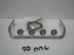 Dachlampenbügel für Scania, MAN TGX XLX + V8
