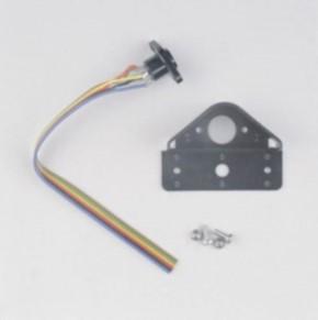 Elektro-Anschluß, 6-polig für 2. AUflieger