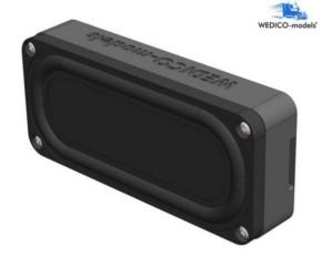 Soundbox 2 mit Lautsprecher 8 Ohm Visaton SC 4.9 FL