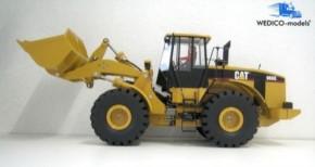 Bausatz Radlader 966G II ohne Elektrik, ohne Hydraulik