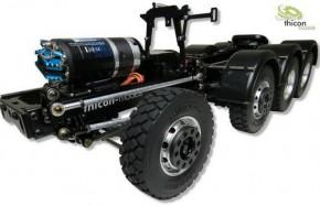8x4 thicon-Schwerlast-Chassis LIGHT-1 Bausatz