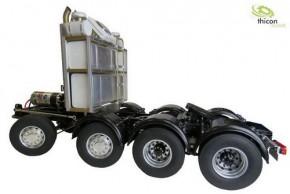 8x4 thicon-Schwerlast-Chassis Bausatz V2