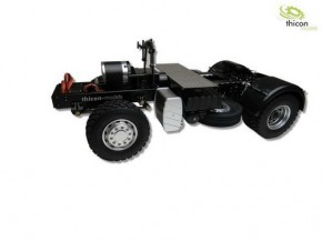 4x4 thicon-Chassis Bausatz Version 1