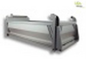 Kippmulde für 6x6 LKW Alu mit Leiter