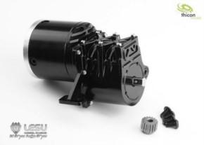 Getriebe 2-Gang 1:10/15 für 540er Motor
