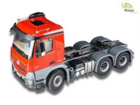 6x6-Fahrgestell komplett montiert für AROCS