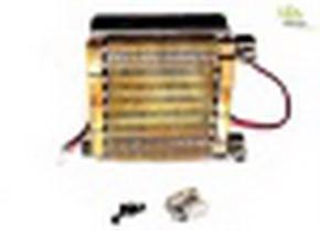 Hydraulik Öl-Kühler groß mit Lüfter
