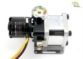 Hydraulik Hochleistungs-Pumpe 11,1V 30bar