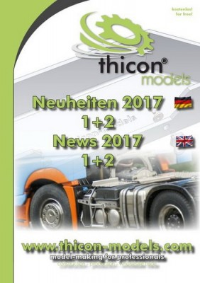 thicon-Neuheiten-Katalog 1 und 2