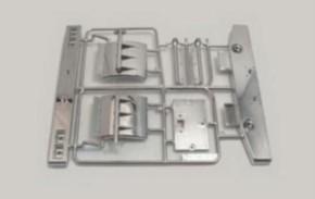 D-Parts Stoßstange und Schmutzfänger zu 56301