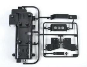 D-Parts Batteriehalterung