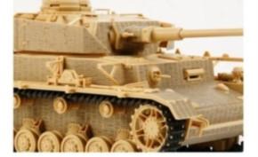 WWII Zimmerit Dekor-Satz Panzer IV Ausf. J