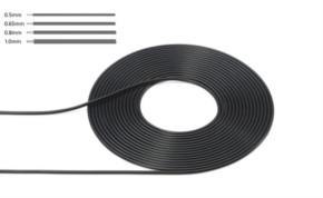 0,80 mm Kabel/Schlauch