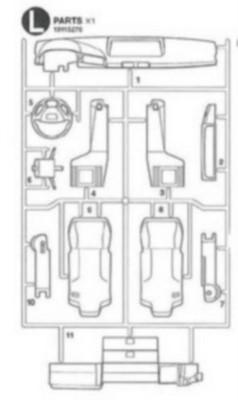 L-Parts zu MAN XLX