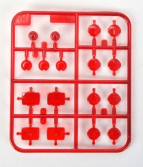 K-Teile Glaseinsatz rot für Grand Hauler 56344