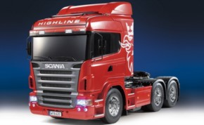 Scania R620 Red Edition, RTR mit MFC