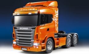 Scania R620 Metallic Orange Edition, RTR mit MFC